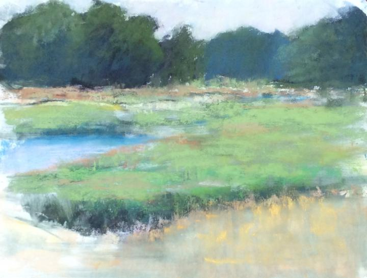 Marshes Study 2