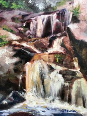 Christy Michalak Plein Air